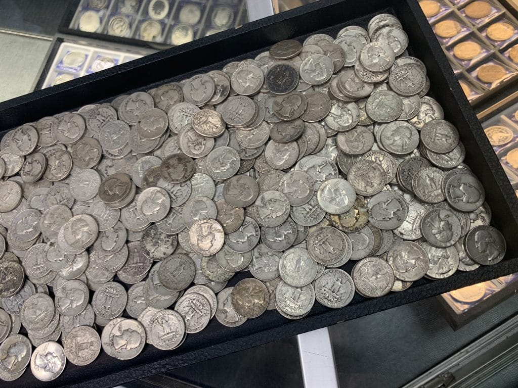 We Sell Silver Coins - Bars & Rounds Available Today