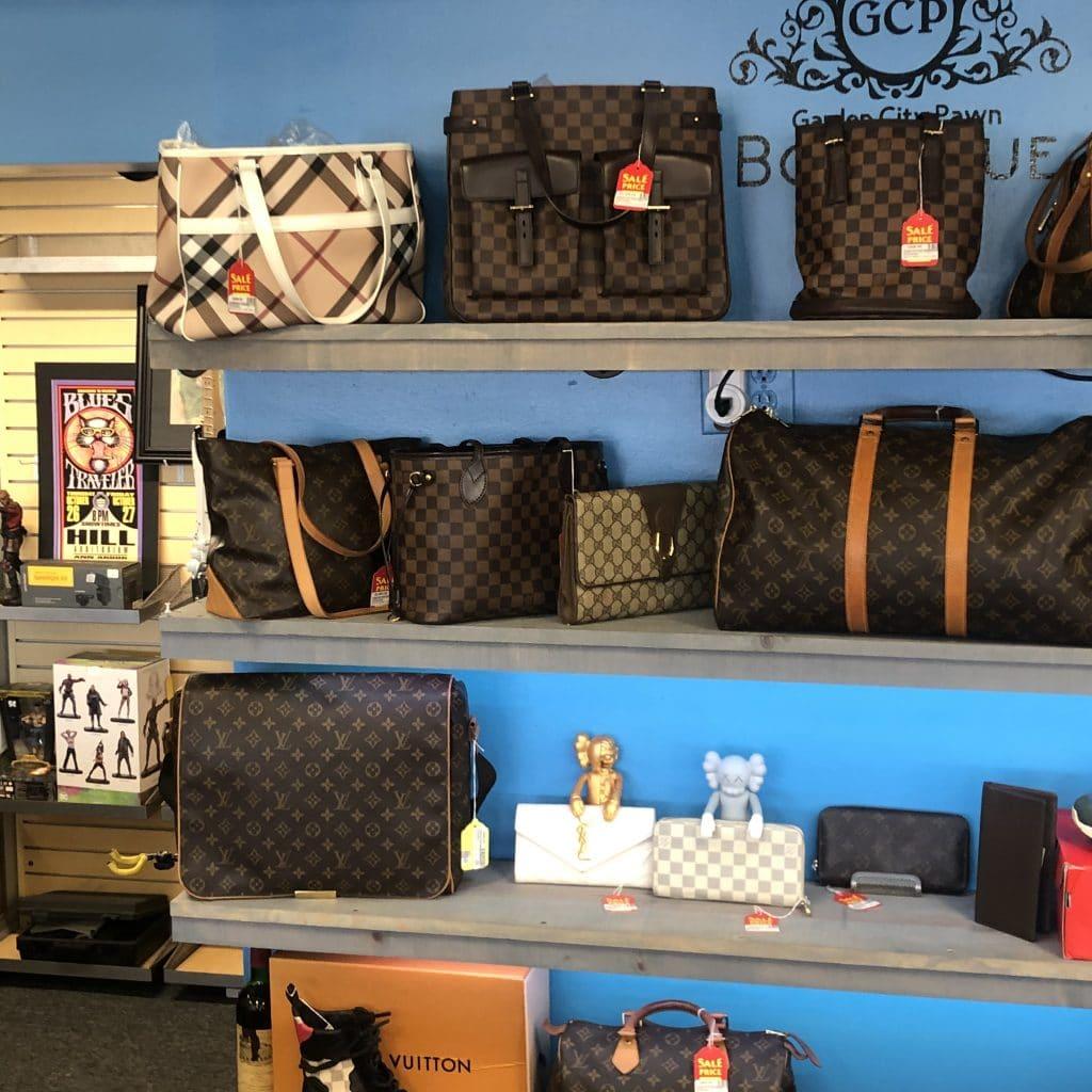 Designer & High End Handbags