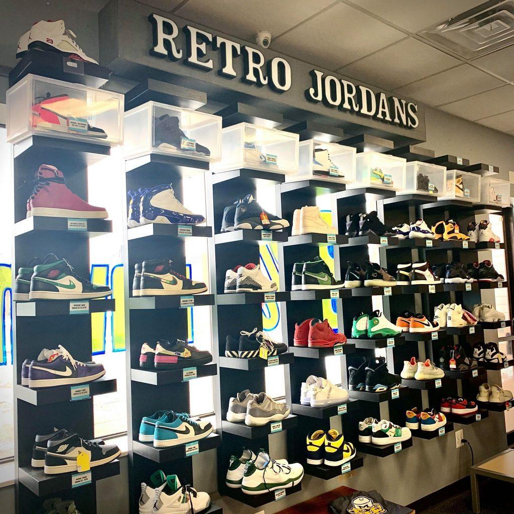 We Buy Retro Jordans